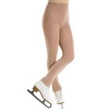 Mondor Mondor-3373-Skating-Tights-Footless