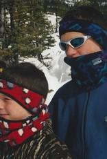 Sportees 2 Way Stretch 200 Weight Fleece Headband- One/size