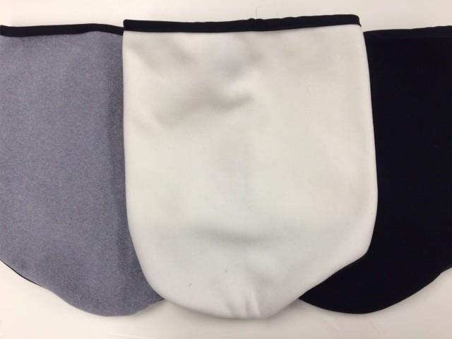 Sportees WindPro Fleece Large Neck Tube w/ Longer Side one layer