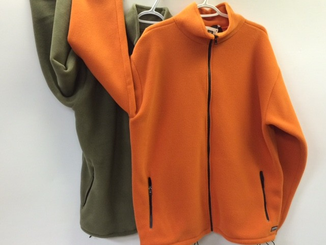 Sportees Athletic Fleece Logan Straight Cut Jacket