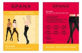 Spanx Spanx-0058-Tight-End-Tights-Reversible