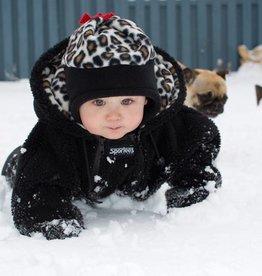Sportees Childrens Bunting Bag-Retro-X Fleece  Wind Proof Baby Suit