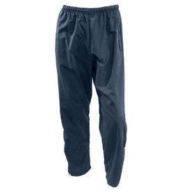 Sportees Sportees Sweatpants-2 Way Stretch Power Shield High Loft- Wind & Waterproof Shell w/ Fuzzy Fleece Inside-Ideal As Snow Pants- Zippered Pockets, Zippered Bottoms, Drawstring Top-Size L