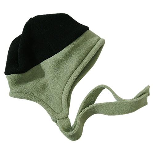 Sportees Sportees Adult 2 Way 200 Weight Fleece Musher Hat w/ Ties