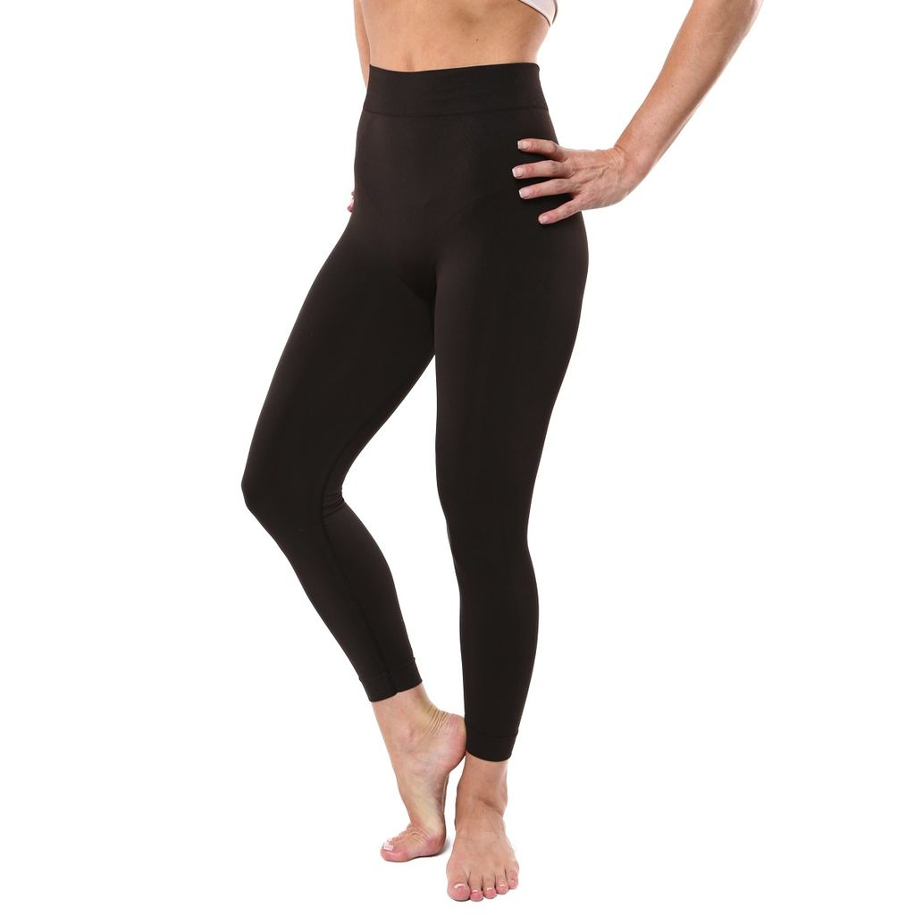 Firma Energywear Firma Energy wear-High-Rise-Leggings-Tights.  Energy Infused Apparel- 20-25 mmHG-