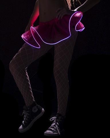 Electric Light-Up-Tutu
