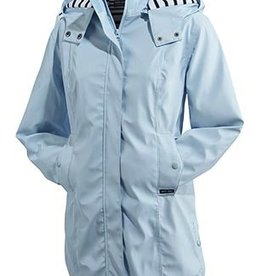 Saint James Saint James 8363-Goelette-Raincoat-Ladies WHITE