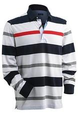 Saint James Saint James 8135-Alan-Men's-Polo-Shirt