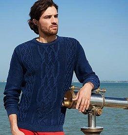 Saint James Saint James 8530-Auckland-Men's-Sweater - ON SALE !!