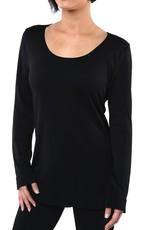 Firma Energywear Firma-Scoop-Neck-Long-Sleeve-Ladies