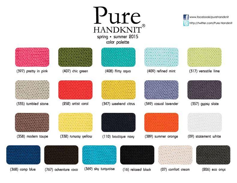 Pure Handknit Pure Handknit 4489-Gypsy-Crochet-Pullover