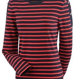 Saint James Saint James 9463-Gwenaelle-Hiver-Ladies-Shirt