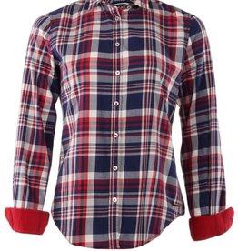 Saint James 9248-Ambre-ML-Ladies-Shirt