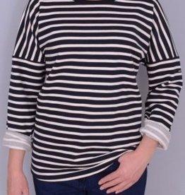 Saint James 9495-Cognac-Men's-Shirt