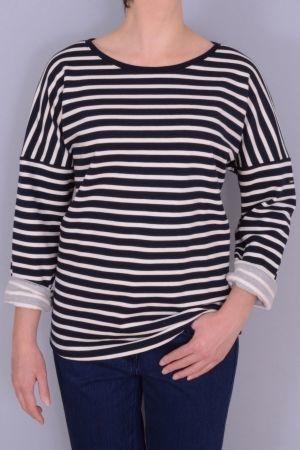 Saint James Saint James 9495-Cognac-Men's-Shirt