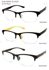A.J. Morgan 53679-Keen- READER GLASSES