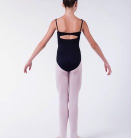 Bloch CL7267-Bloch-Frill-Metalic-Leotard/Bodysuit