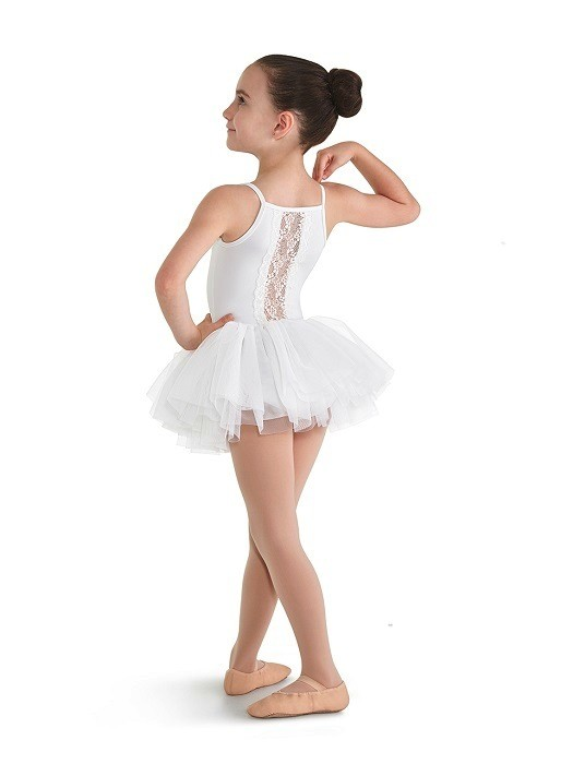 Bloch M394C Bloch Scallop Lace Back Tutu Leo