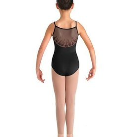 Bloch Bloch CL8640 Heart Mesh High Back Cami Leotard