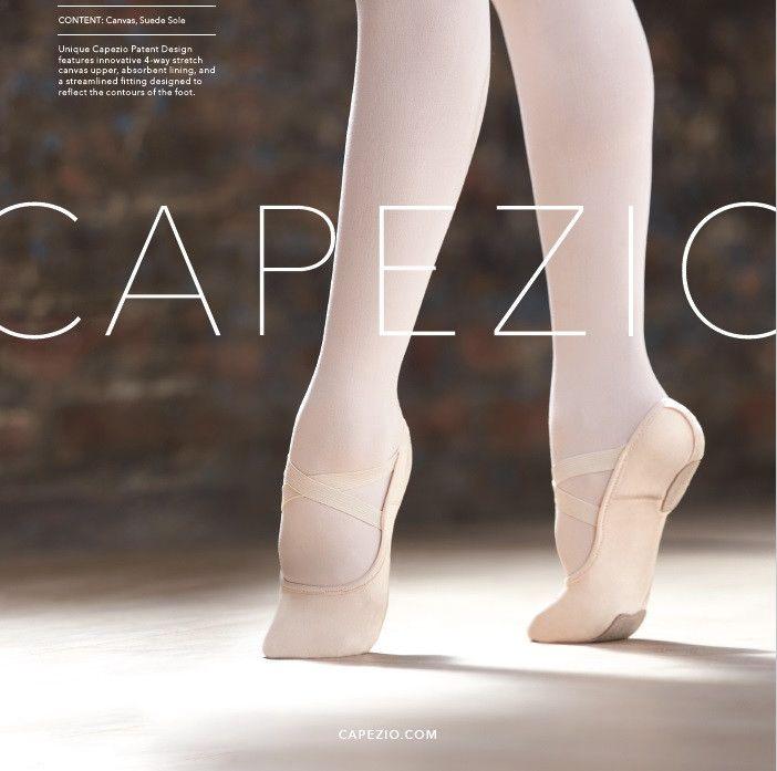 78dd00f4e Capezio Capezio 2037W Hanami Ballet Shoe - Sportees Activewear  LOL ...