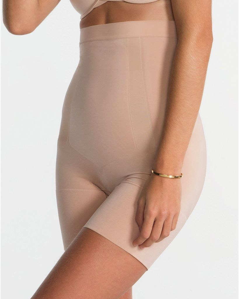 Spanx Spanx SS1915 HIgh Waist Mid Thigh Shaper