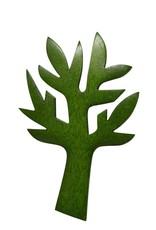 ELK Elk Shady Tree Brooch