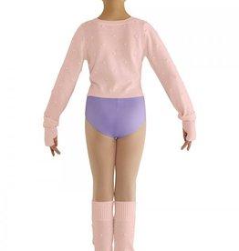 Bloch Bloch CZ6949 Bubble Knit Wrap Sweater Child