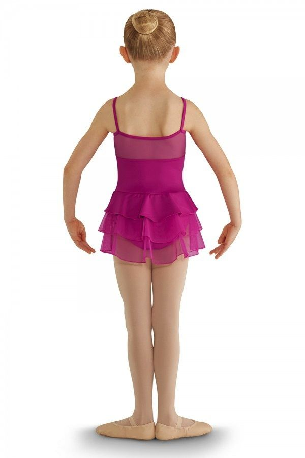 Bloch Bloch CL8207 Starburst 3 Layer Skirted Leotard