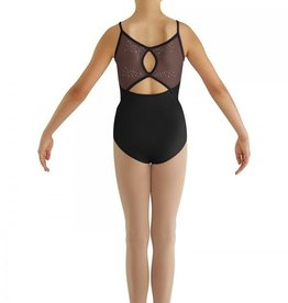 Bloch Bloch CL8847 Diamante Twin Bow-Back Cami Leotard