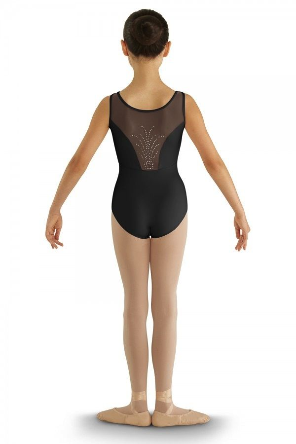 Bloch Bloch CL8825 Diamante Spray Back Tank Leotard