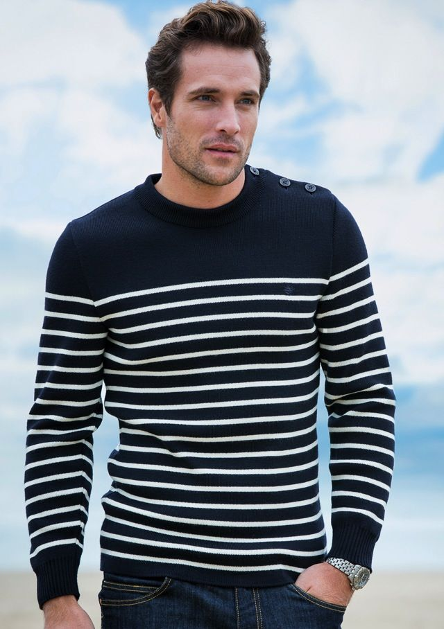 3f55f186eac6 Saint James Saint James 7120 Men s Galiote Sweater - Sportees Activewear   LOL Love Our Look Fashion and Accessories