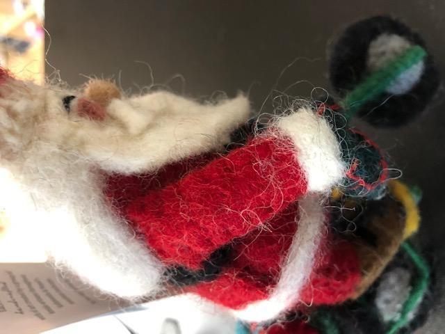 Icelandic Designs Hand made in Nepal. 100% wool