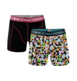 Muchachomalo Muchachomalo-Men's-Under-Shorts-Cotton-ENGLISH-S