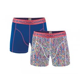 Muchachomalo Muchachomalo-Men's-Under-Shorts-Cotton 2 pack, NOSE2, XL
