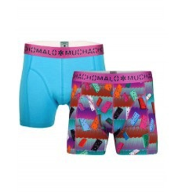 Muchachomalo Muchachomalo-Men's-Under-Shorts-Cotton-GAMES2-L