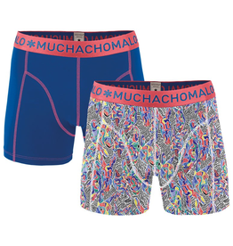 Muchachomalo Muchachomalo-Men's-Under-Shorts-Cotton-NOSE2-L