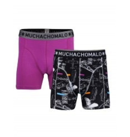 Muchachomalo Muchachomalo-Men's-Under-Shorts-Cotton-CREATE2-L