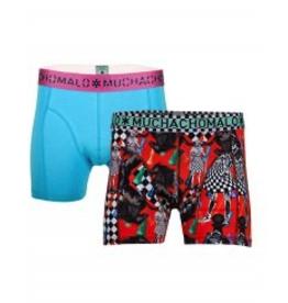 Muchachomalo Muchachomalo-Men's-Under-Shorts-Cotton-GAMES-M