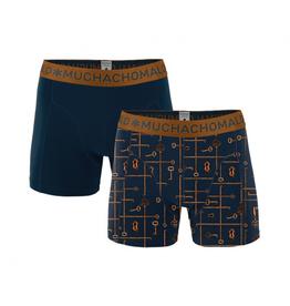 Muchachomalo Muchachomalo-Men's-Under-Shorts-KEY-L