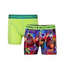 Muchachomalo Muchachomalo-Men's-Under-Shorts-Cotton-CANDY-L