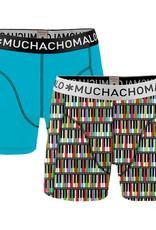 Muchachomalo Muchachomalo-Men's-Under-Shorts-Cotton-CLASSIC2-S