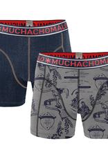 Muchachomalo Muchachomalo-Men's-Under-Shorts-Cotton-JEANS-L