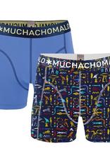 Muchachomalo Muchachomalo-Men's-Under-Shorts-Cotton-FARA06-XL
