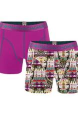 Muchachomalo Muchachomalo-Men's-Under-Shorts-Cotton-SAMI-M