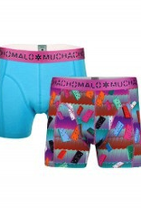 Muchachomalo Muchachomalo-Men's-Under-Shorts-Cotton-GAMES2-M