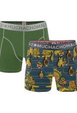 Muchachomalo Muchachomalo-Men's-Under-Shorts-Cotton-RABBIT-L