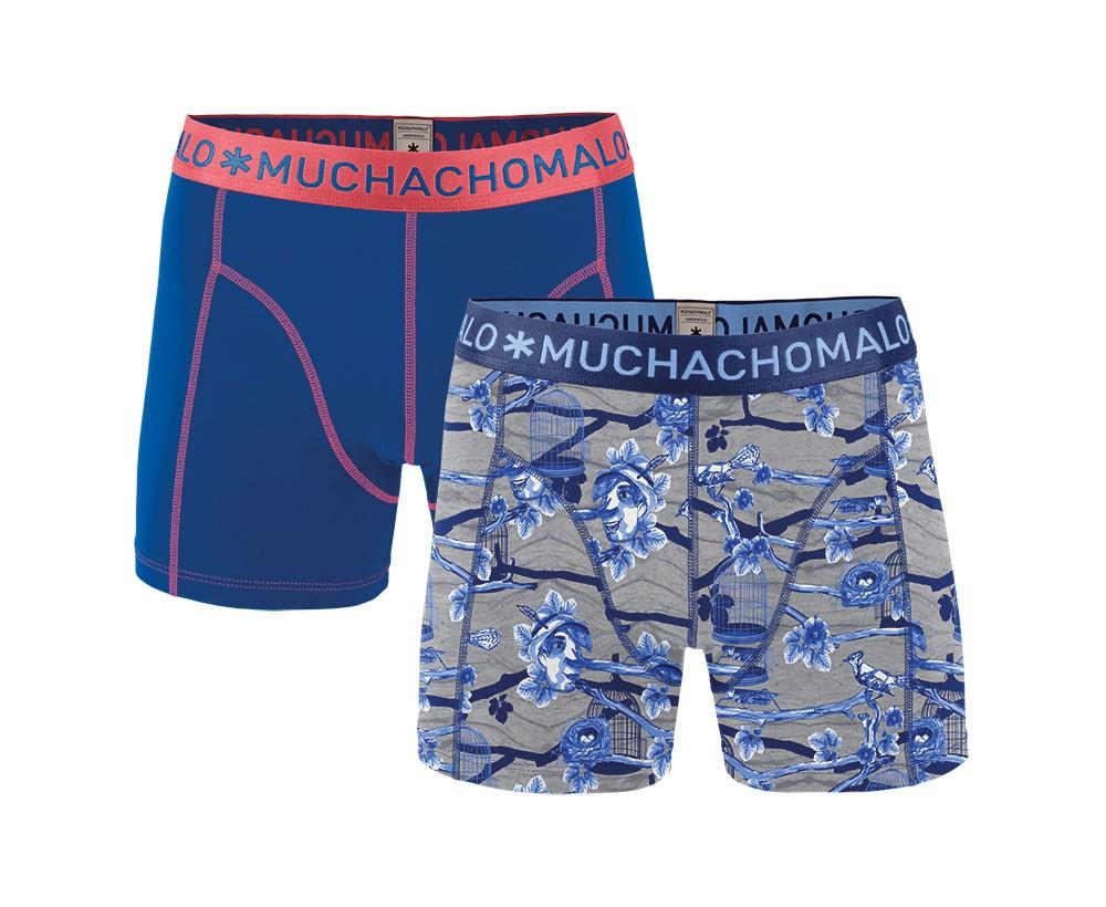 Muchachomalo Muchachomalo-Men's-Under-Shorts-Cotton-NOSE1-XL