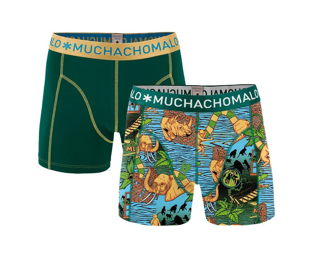 Muchachomalo Muchachomalo-Men's-Under-Shorts-Cotton-SAFARI1-S