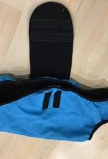 Sportees Dog Coat Fleece Lined w/ 200 Weight Fleece, Water Resistance byTaslan Nylon w/ Velcro Closure