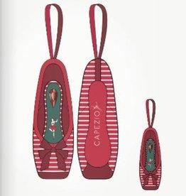 Capezio Holiday Pointe Shoe Ornament
